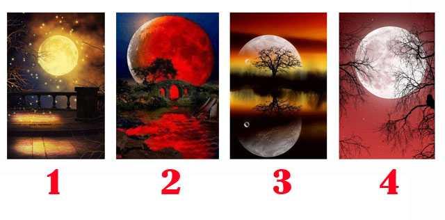 Выбранная луна откроет тайны вашего характера