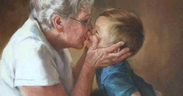 Бабушки и дедушки никогда не умирают, они просто становятся невидимыми