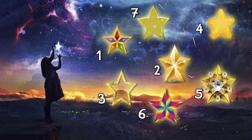 Выберите звезду и узнайте, сбудется ли ваше желание!