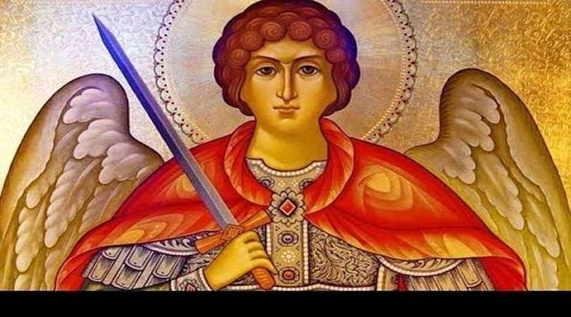 Очень сильная защита! Молитва архангелу Михаилу