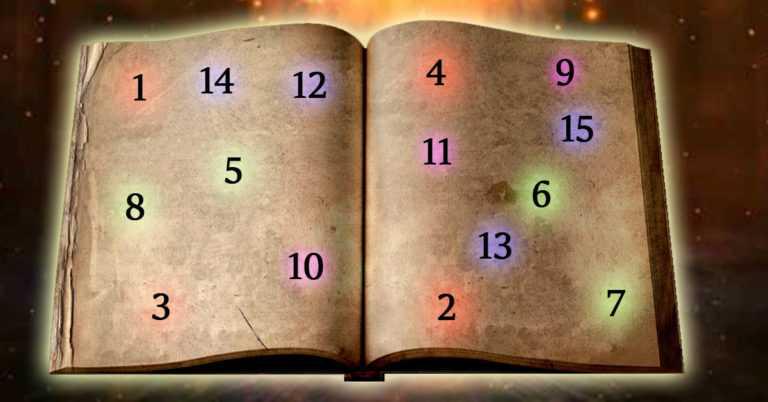 Пусть книга ведьм даст ответ на волнующий вас вопрос