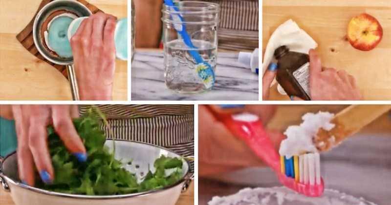 Перекись водорода: 5 необычных способов использования дома