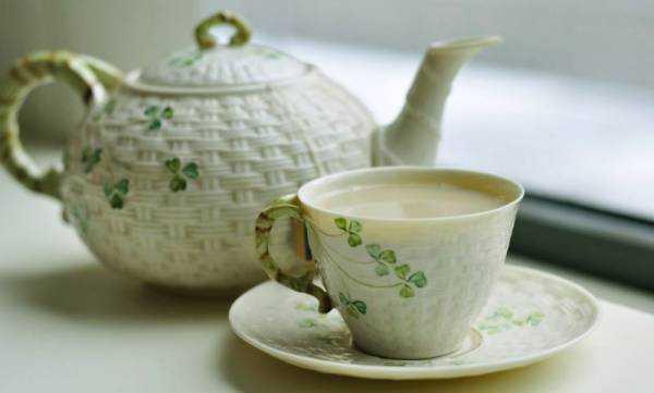 Зеленый чай с молоком: польза и вред, противопоказания