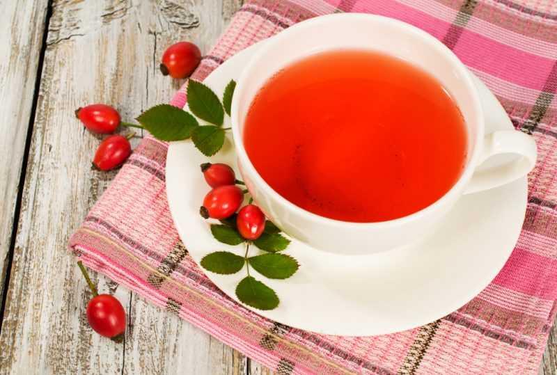 Чай из шиповника: полезные свойства и противопоказания, как правильно заваривать