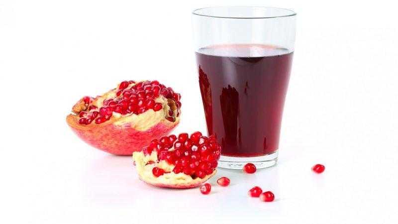 Гранатовый сок: полезные свойства и противопоказания, правила приема сока для женщин и мужчин