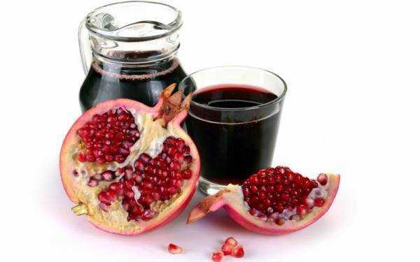 Гранатовый сок при беременности на ранних и на поздних сроках: полезные свойства и возможный вред