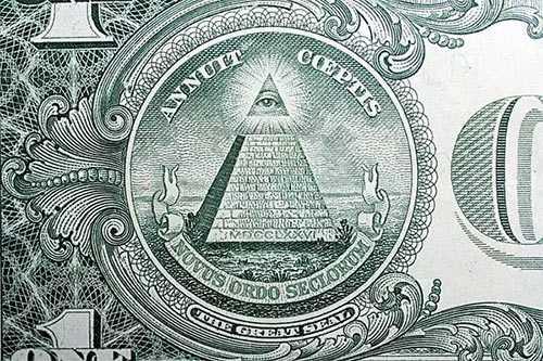 Масонская формула денег