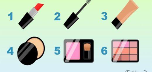 Тест: Если бы вы могли воспользоваться только одним атрибутом косметики, что бы это было? Ответ многое расскажет о вас!
