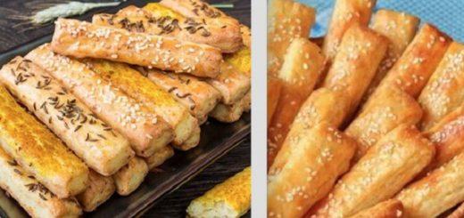 Готовлю практически каждый день: Закусочные творожные палочки