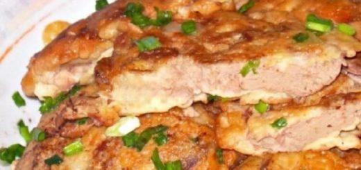 Так печень вы точно уж не готовили! Нежная куриная печенка в сметанно-чесночном кляре