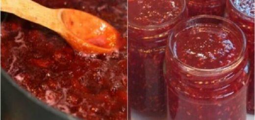 Варенье-пятиминутка из любых ягод — все витамины на месте