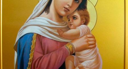 Икона Божией Матери «Отчаянных Единая Надежда»
