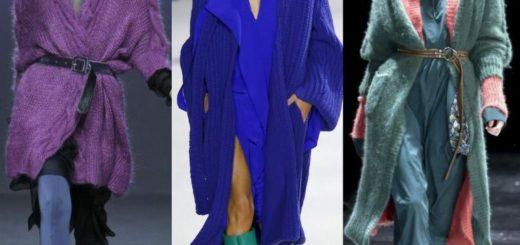 Модные кардиганы 2019 года: тенденции, 70+ фото