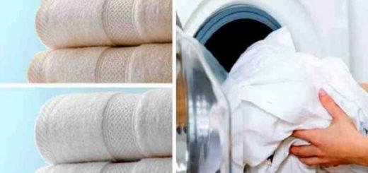 С этим средством ваши махровые полотенца будут, как новые и даже лучше!