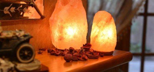 Эти 6 причин расскажут, зачем нужна солевая лампа в спальне!