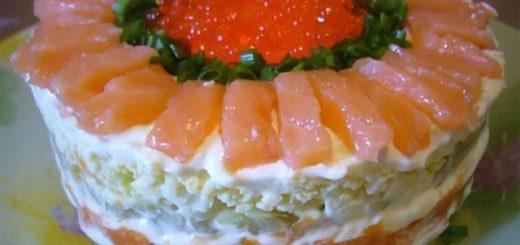 10 самых вкусных новогодних салатов - составь свое праздничное меню!