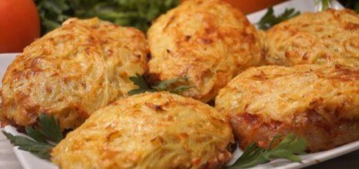 Мясо под шубой «Отказаться Невозможно» - сытное и просто приготовить!