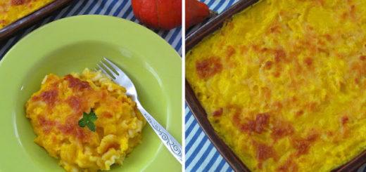 Тыквенные макароны с сыром (Pumpkin Macaroni And Cheese)
