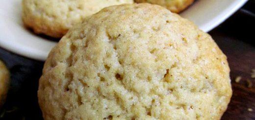 Сладкое печенье с зирой (Cumin sweet cookies)
