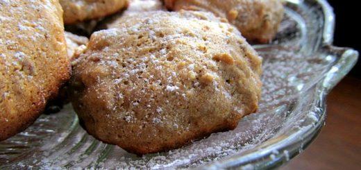 Вкусное и полезное ржаное печенье