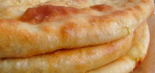 Осетинские пироги с картофелем и сыром. Картофджин.