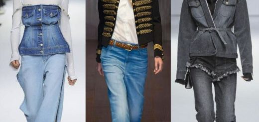Модные джинсы 2019: тенденции, 90+ фото, новинки