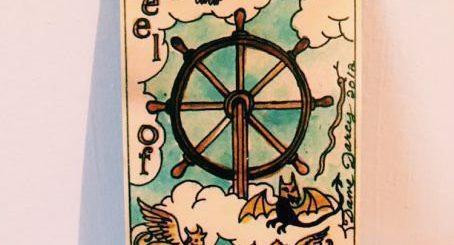 Толкование и значение карты Таро Колесо Фортуны