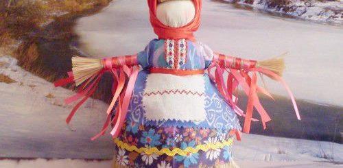 Значение и изготовление куклы масленицы