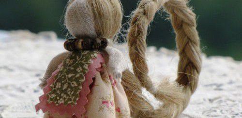 Куколка – хранитель счастья