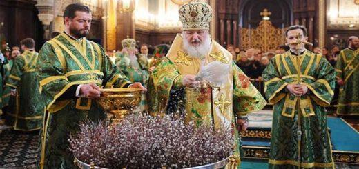 Какого числа Вербное воскресенье в 2019 году | приметы, традиции