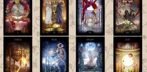 Особенности таро божественных наследий