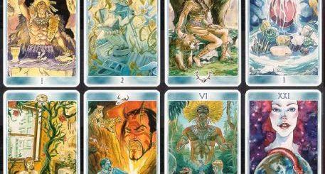 Таро колоды Шаманов — что обозначают карты