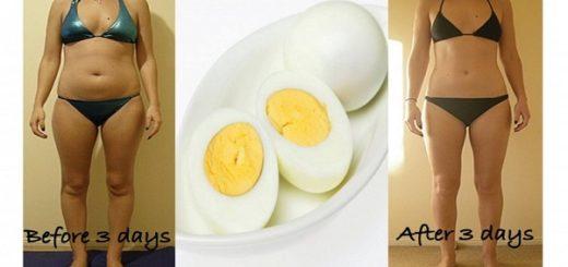 Невероятная яичная диета. Потеряйте 3 кг всего за 3 дня!