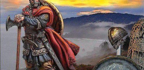 Воинское оружие – могучий оберег и крепкий меч
