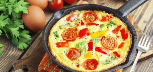 3 лучших рецепта яичной запеканки на завтрак