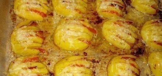 Удивите родных своим талантом: Картофельные ракушки. Вкусно и красиво!