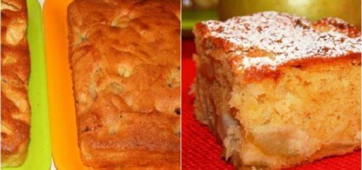 Быстрый яблочный пирог по-немецки: покоряет простотой и необыкновенным вкусом!