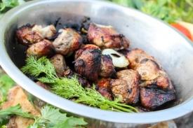 Вкусный шашлык из свинины: простой рецепт с фото