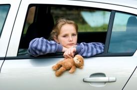Ребенка укачивает в транспорте: что делать?