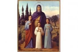 30 сентября - Вера, Надежда, Любовь и мать их Софья