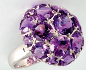 Камень аметист: магические свойства и значение для человека