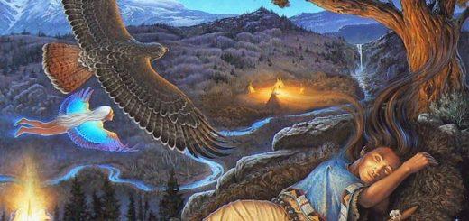Сонник шаманов: как научиться понимать сны, сумеречная зона