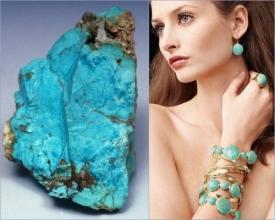 Бирюза - магические свойства камня