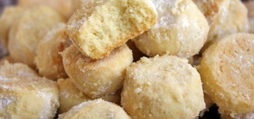 Печенье «Тающий снег». Оно самое рассыпчатое из всех рассыпчатых печений!