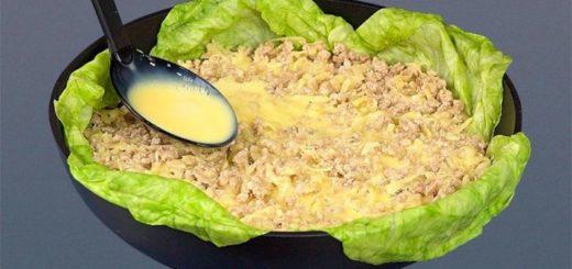 Вместо риса я добавляю сырой картофель - и получается чудо!