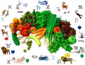 Астрологическая диета на сентябрь 2014 года