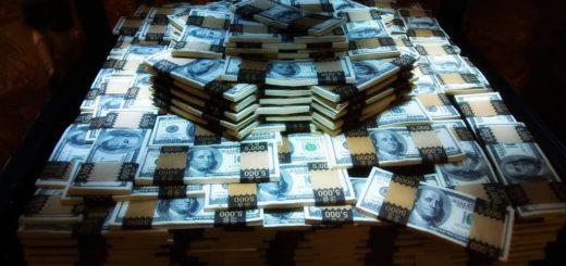 К чему снятся крупные бумажные деньги - купюры в пачках по сонникам.