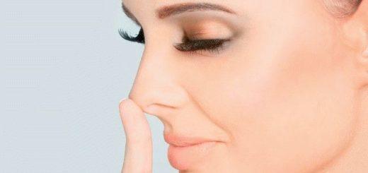 Примета: прыщ на носу или переносице