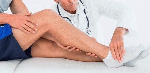 К чему снится сломанная нога?