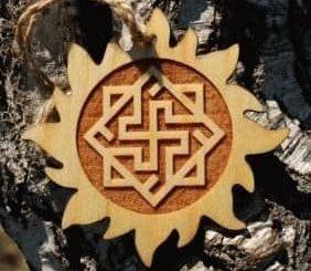 Славянский оберег Валькирия и его значение